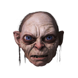 The Lord Of The Rings Gollum Mask