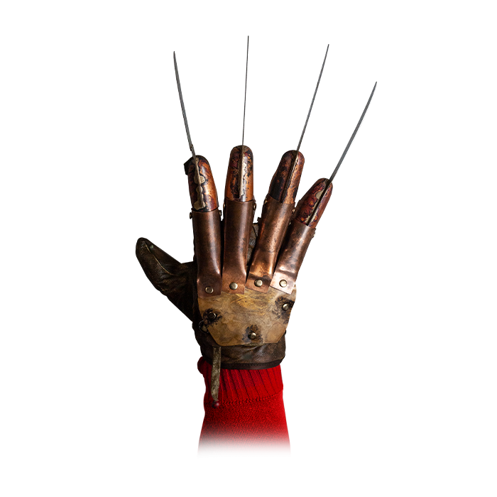 A Nightmare On Elm Street Deluxe Freddy Krueger Glove You need more exposure, watchers and views? a nightmare on elm street deluxe freddy krueger glove