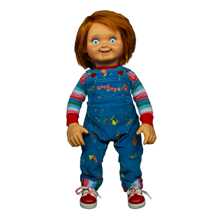 Childs Play Good Guys Doll Chucky Enamel Pin Horror