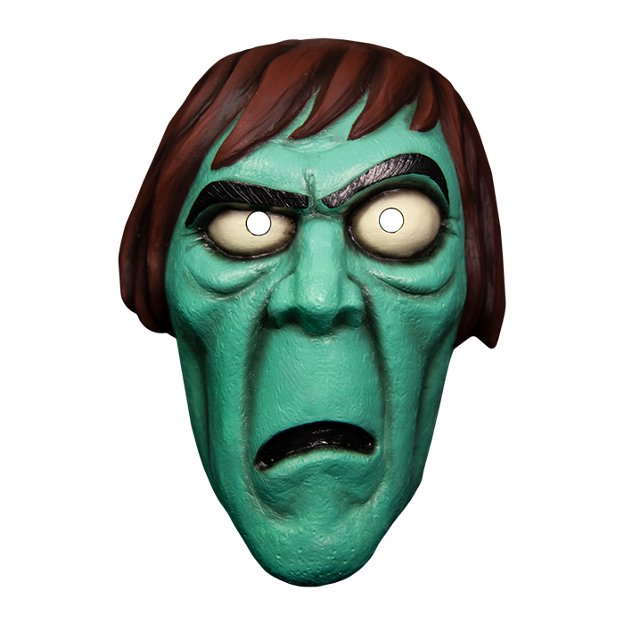 Scooby Doo The Creeper Vacuform Mask